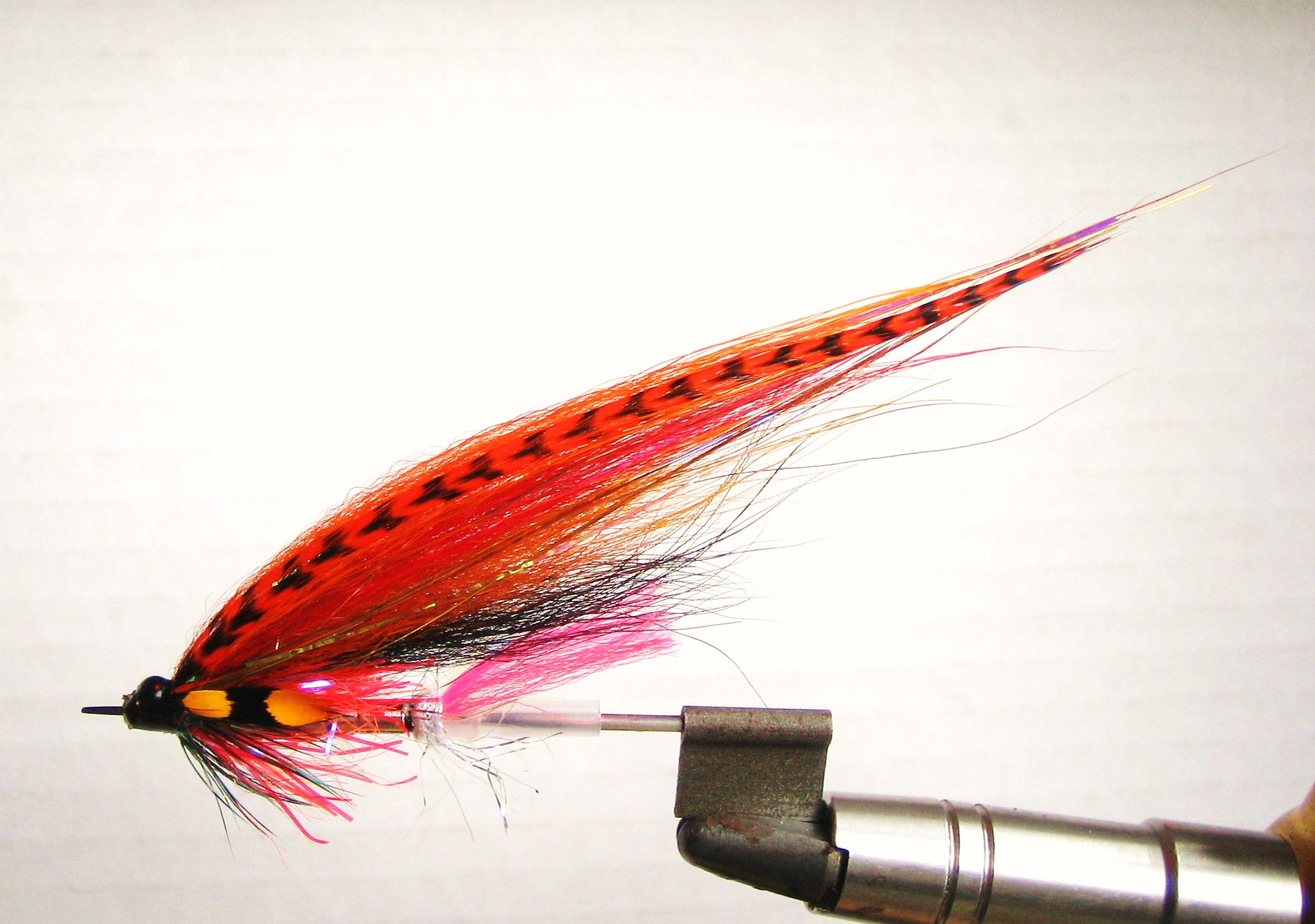 Salmon seatrout fly selections game fishing ireland for Shadow fly fishing