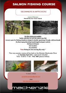 salmon course Flyer 2016