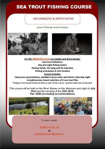 10.4.16 Slaney Sea Trout Course 2016