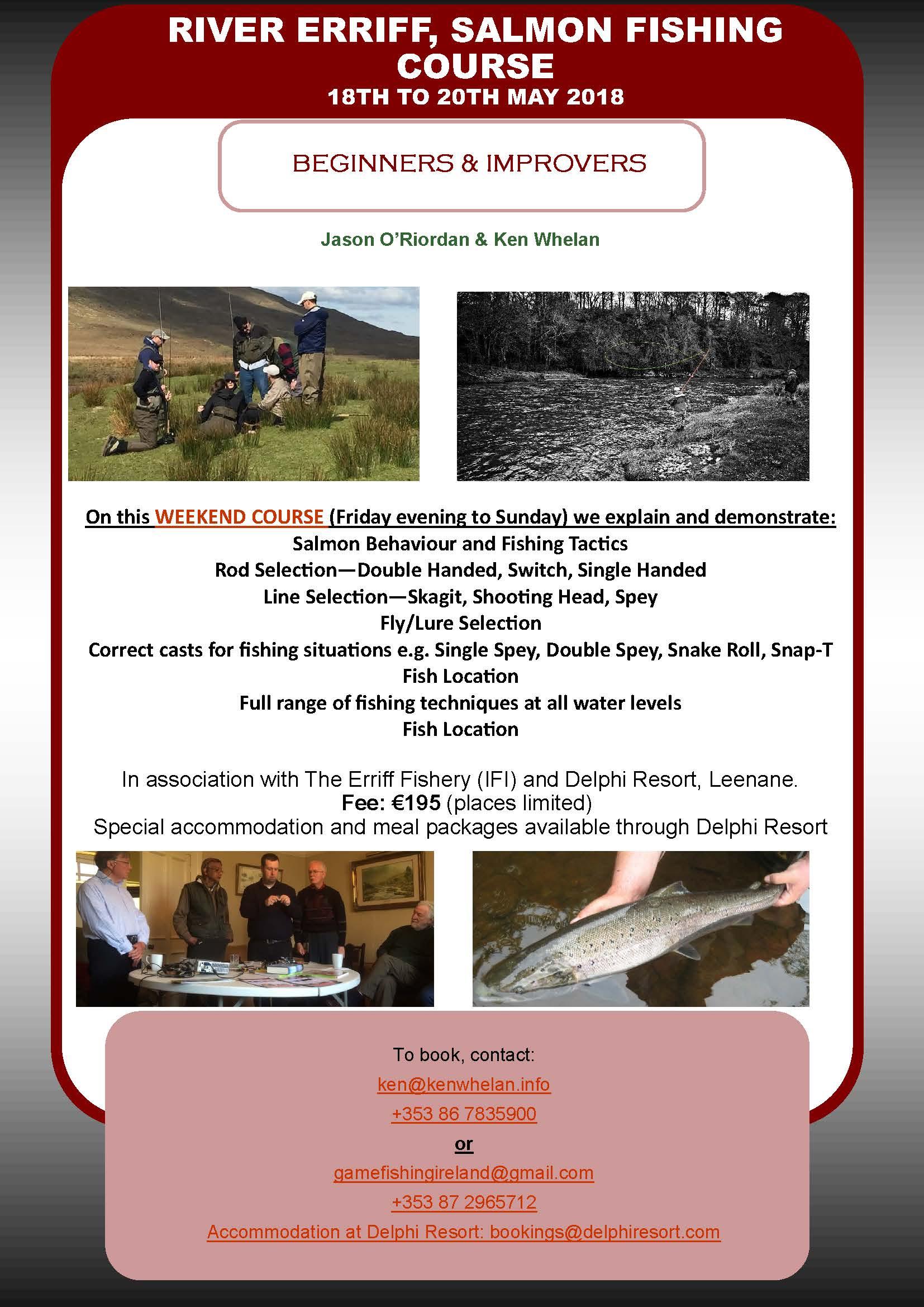 23.12.17 Erriff Salmon Course 2018